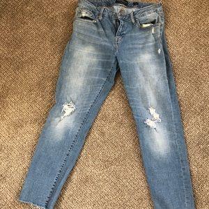 Lucky denim jeans